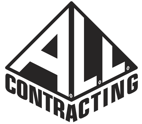 Roof Contracting Logo.